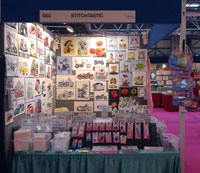 Our stand at Sewing for Pleasure