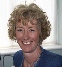 Designer Kate Mawdsley