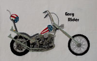 Easy Rider Cross Stitch Kit