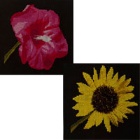 Spring Flower designs