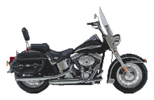 Harley Anniversary Heritage 2003 Cross Stitch Kit