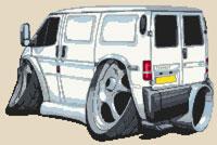 Transit Van Design