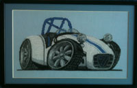 Stitched Caterham 7