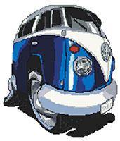 VW Camper Van Split Screen