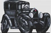 Fiat 1932 BAILIL Cross Stitch Kit