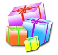 Christmas Present Time!