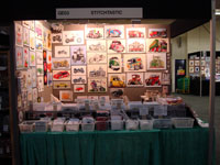 The Stitchtastic stand at Olympia