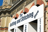 Knitting &amp Stitching Show next month;